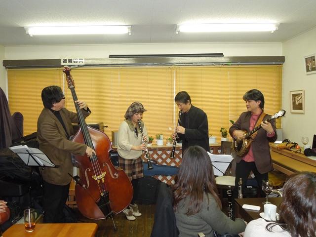 Jazz@銀座山荘#18