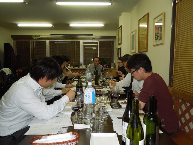 ワインを楽しむ会#13
