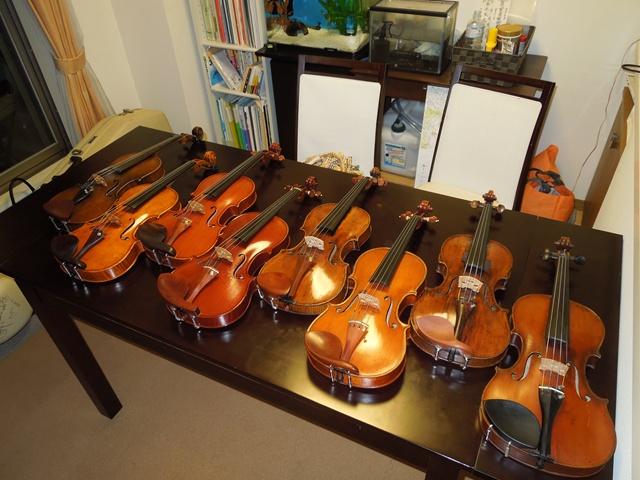 楽器の音色、価格そして嗜好