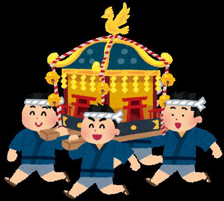 5月の浅草といえば三社祭