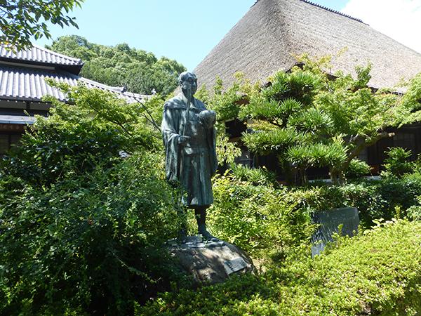 【岡山通信】 老人会の行事  円通寺散策〈その3〉