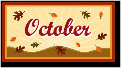 2015年10月のクリック状況