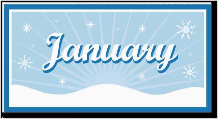 2016年1月のクリック状況