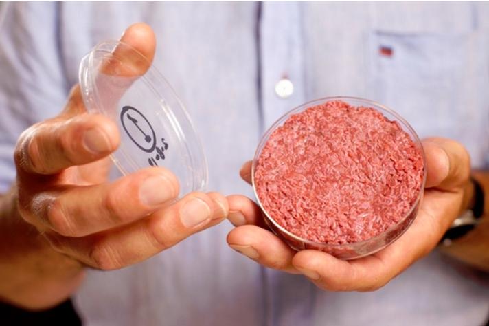 培養肉ハンバーグ