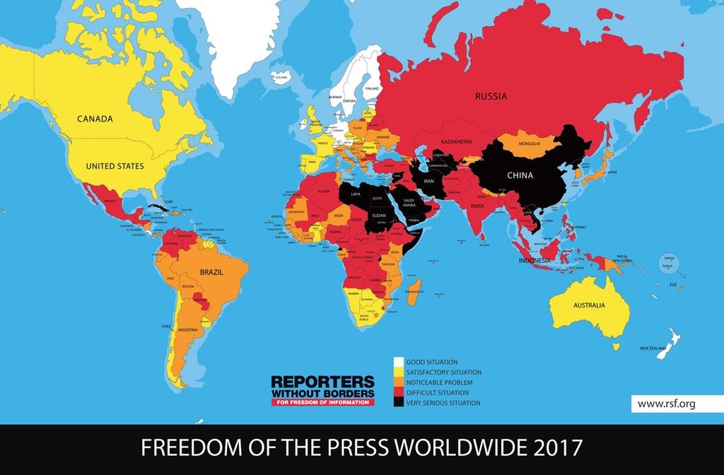 報道の自由