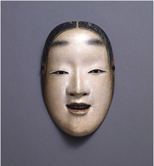 三井美術館で能面を鑑賞してきました