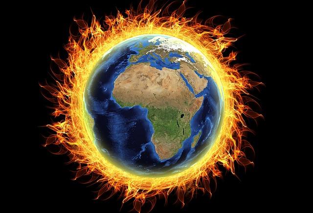 地球温暖化とCO2