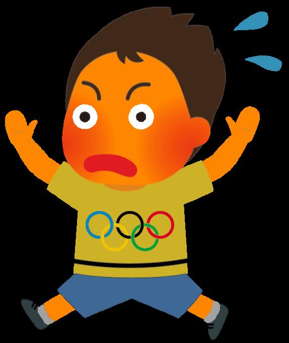 オリンピック行進曲に関する思い出